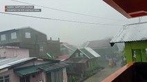 #TisoyPH brings heavy rains to Northern Samar