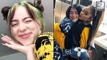 Here's Why Billie Eilish Wishes She Could Switch Lives With Ariana Grande!
