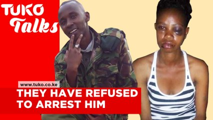 They have refused to arrest him because he is a police officer