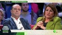 """Bronca en laSexta Noche entre Claver y Maraña: """"Tú eres un comisario político del PSOE"""""""