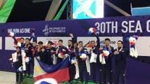 PH water polo team ends 8-year medal drought