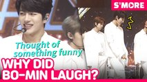 [Simply K-Pop] Why did Bo-Min laugh? (Goldenness, come on!) - SIMPLY S'MORE29