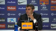 "Valverde : ""Griezmann s'est bien battu"""