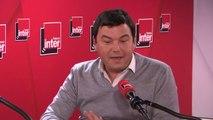 """Thomas Piketty, économiste : """"Un régime universel acceptable porterait davantage l'effort sur les salaires (...) Là,il y a une arnaque énorme"""""""
