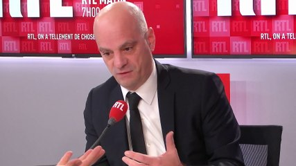 Jean-Michel Blanquer - RTL lundi 2 décembre 2019