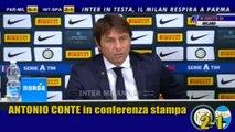 INTER-SPAL 2-1: CONFERENZA STAMPA di ANTONIO CONTE NEL POST PARTITA - INTEGRALE