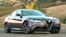 Der Alfa Romeo Giulia Highlights