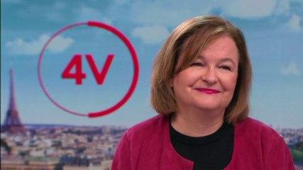Nathalie Loiseau - France 2 lundi 2 décembre 2019