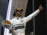 Classements du Grand Prix F1 d'Abu Dhabi 2019 - Infographie