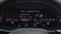 Der neue Audi RS Q8 Sicher vernetzt - die Assistenzsysteme und das Infotainment