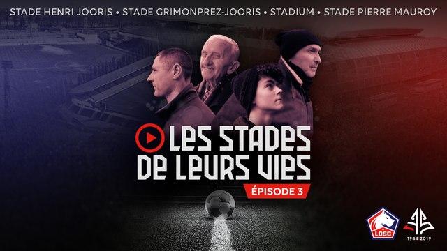 """""""Les stades de leurs vies"""" Episode 3 : le Stadium ou la porte des étoiles"""