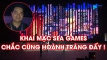 Khám phá  sân khấu cực hoành tráng trước Lễ khai mạc SEA Games 30 | NEXT SPORTS