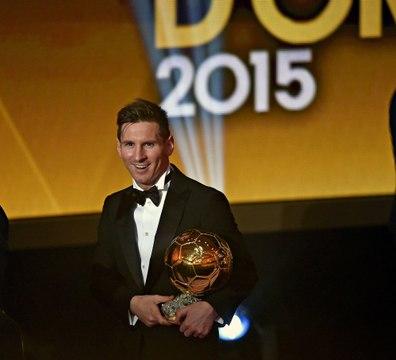 Ballon d'Or 2019 : 6e sacre pour Messi, le classement officiel