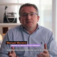 Manuel Moreira, the advantages of #virtualisation
