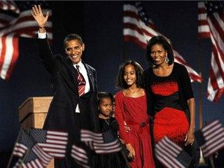 Neues Familienbild: So erwachsen sind die Obama-Töchter
