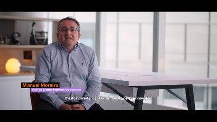 Les réseaux à la demande : paroles de nos experts Orange