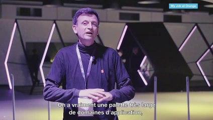 Jérôme, directeur du pôle logiciel