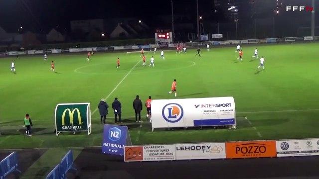 Le but de la réserve face à Granville (0-1) 19-20