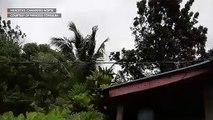 #TisoyPH brings wind and rain in Camarines Norte