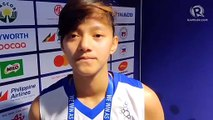 Afril Bernardino delivers 10 points to give PH women's basketball team top place