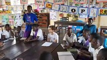 Chichester 10-year-old learns from Ugandan child rights clubs