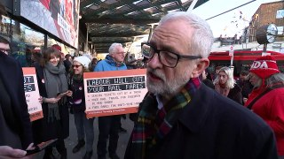 Corbyn: Lessons need to be learned from London Bridge