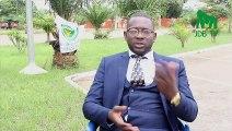 """DESTIN GAVET """"Les jeunes (au Congo) en politique y sont pour des raisons d'intérêts"""""""