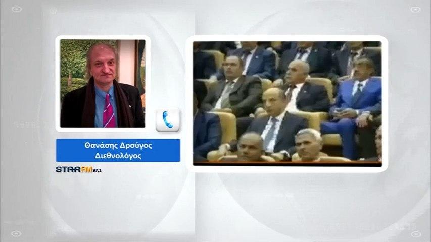 Θανάσης Δρούγος: Ορατή ασύμμετρη απειλή, ο Ερντογάν και οι μετανάστες για την Ελλάδα