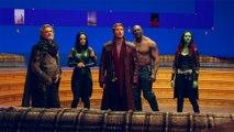 Sur le tournage des Gardiens de la Galaxie Vol. 2