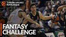 Turkish Airlines EuroLeague Regular Season Round 12: Fantasy Challenge
