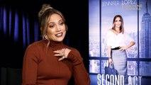 INTERVIEW : Jennifer Lopez  La demande en mariage d'Alex a été pour moi un vrai choc