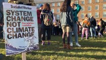 Black Friday Consumerism & Climate Change Protests!
