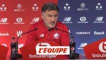 Galtier «On a beaucoup de similitudes avec Lyon» - Foot - L1 - LOSC