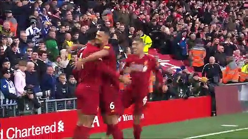 Liverpool - Brighton (2-1) - Maç Özeti - Premier League 2019/20