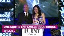 Bruce Willis, Joy Esther, Jessica Alba... Les stars préparent déjà Noël