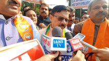 Shyam Jaju lashes out at Delhi Govt over dirty drinking water