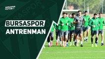 BB Erzurumspor Maçı Hazırlıklarımız Devam Ediyor