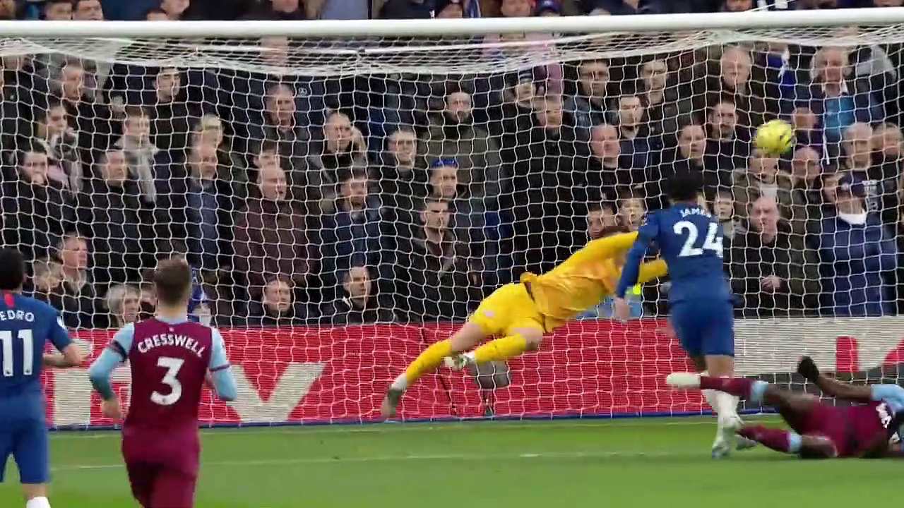 Chelsea – West Ham United (0-1) - Maç Özeti - Premier League 2019/20