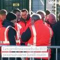 Fiscalité du gazole : plusieurs dépôts pétroliers bloqués en Bretagne