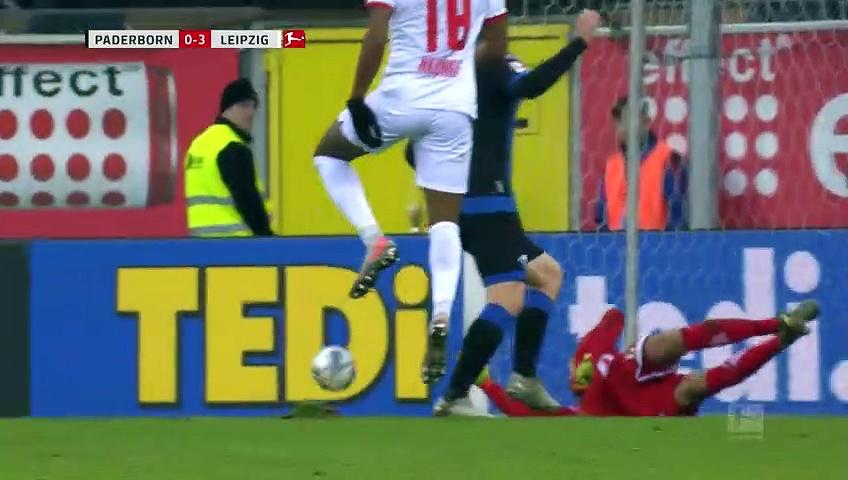 Paderborn - RB Leipzig (2-3) - Maç Özeti - Bundesliga 2019/20