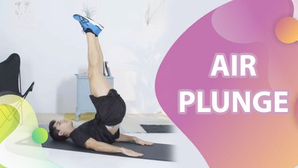 Air plunge - Step to Health