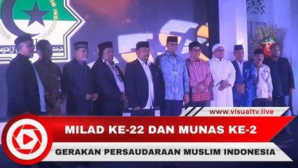 Gubernur DKI Anies Baswedan Buka Acara Milad ke-22 dan Munas ke-2 GPMI 2019