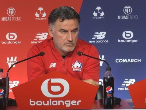 """16e j. - Galtier : """"Il faut canaliser l'envie de Renato Sanches"""""""
