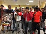 La CGT boxe pour la grève du 5 décembre