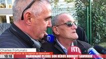 Marignane pleure son héros Norbert Savornin
