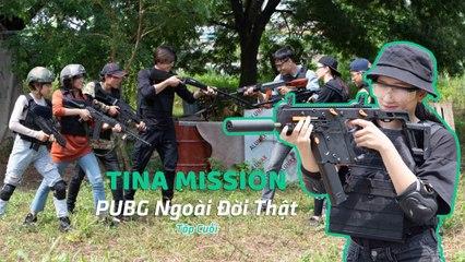 Chạy Bo Cùng 500 Anh Em PUBG Ngoài Đời Thật Phần 2 | Trịnh Thảo, SOHO, Trúc Nguyễn | Tina Mission |