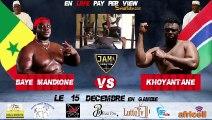 Plateau spécial Balla Gaye 2 vs Boy Niang 2, Ama vs Mod'Lô et le futur adversaire de Mama Lamine...