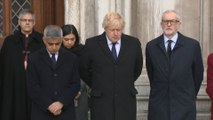 Vigils held for London Bridge victims