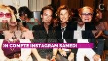 Anthony Delon partage une tendre photo avec ses filles, Loup et Liv