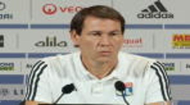 16e j. - Garcia n'accuse pas Sylvinho concernant les blessés